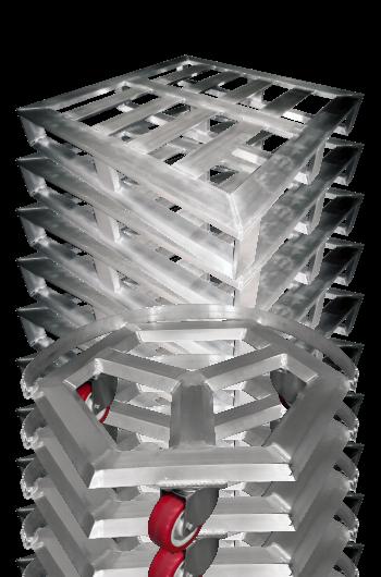 Andamios de aluminio